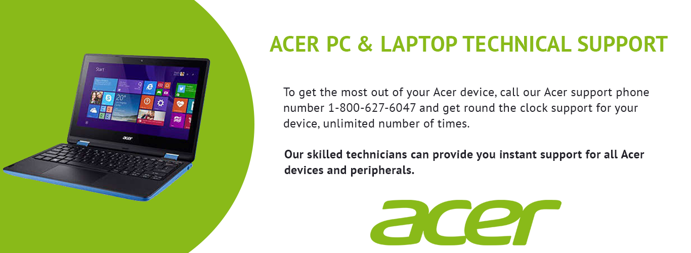 Acer Laptop , PC, Computer and Accessories Tech Support
