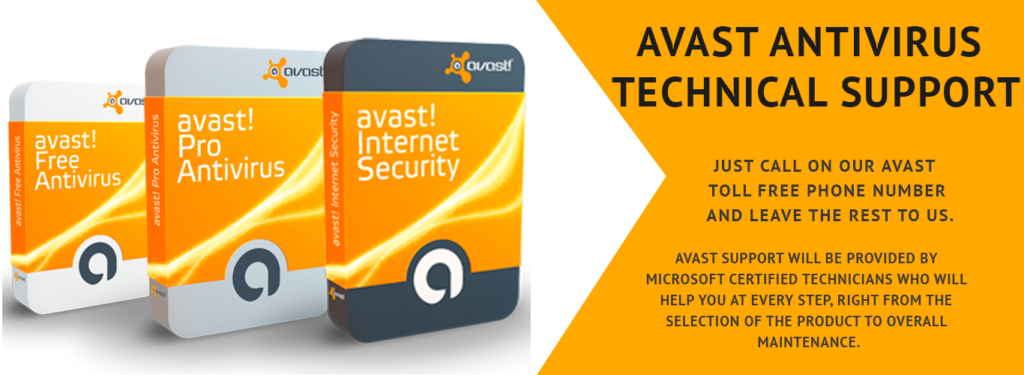 AVAST ANTIVIRUS Tech Support