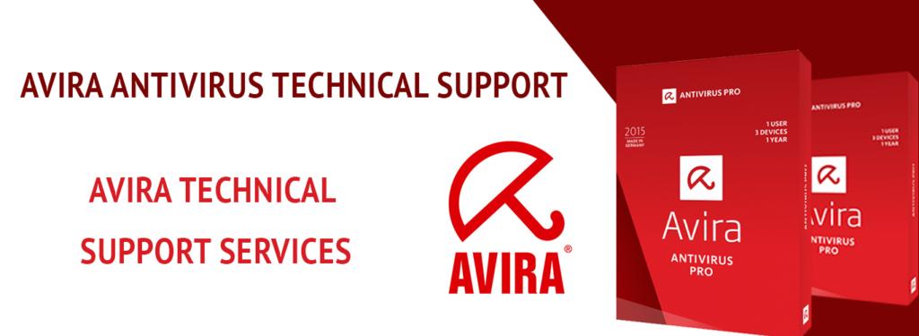 AVIRA ANTIVIRUS TECHNICAL SUPPORT