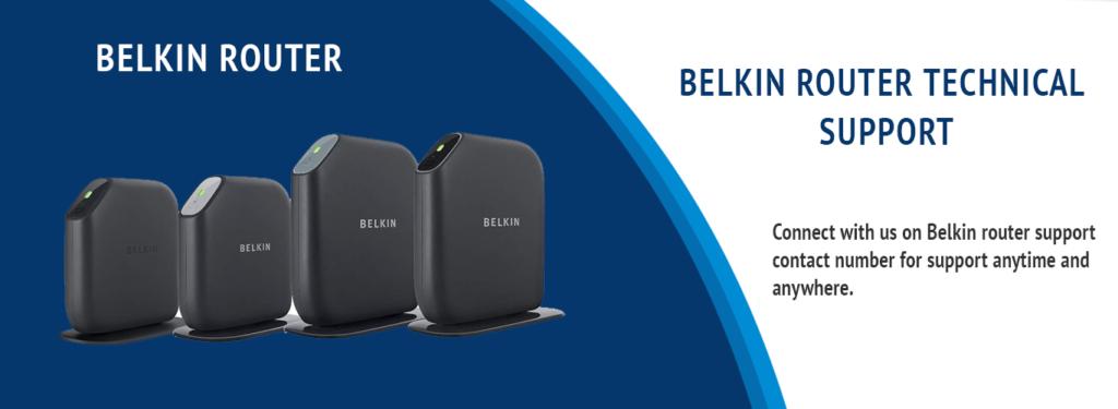 BELKIN ROUTER TECH SUPPORT
