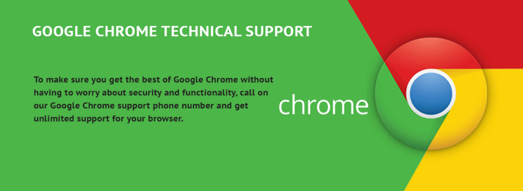 GOOGLE CHROME TECH SUPPORT