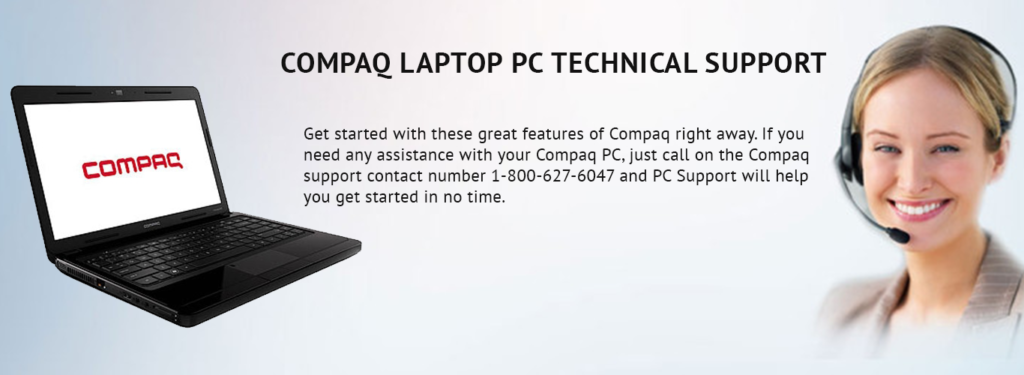 Compaq Laptop Technical Support