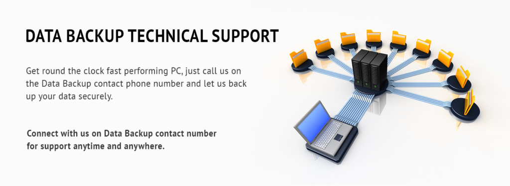 DATA BACKUP TECH SUPPORT
