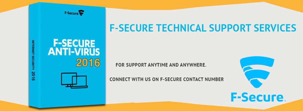 F-SECURE ANTIVIRUS TECH SUPPORT