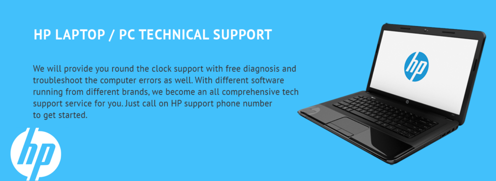 HP TECH SUPPORT