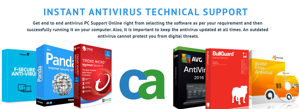 INSTANT ANTIVIRUS TECH SUPPORT