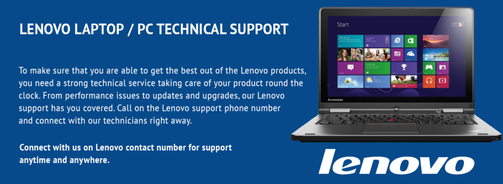 LENOVO TECH SUPPORT