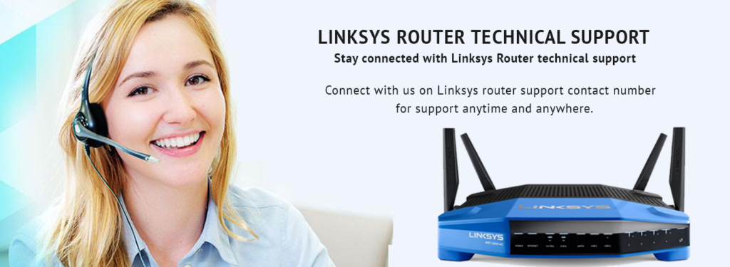 Linksys Router Support
