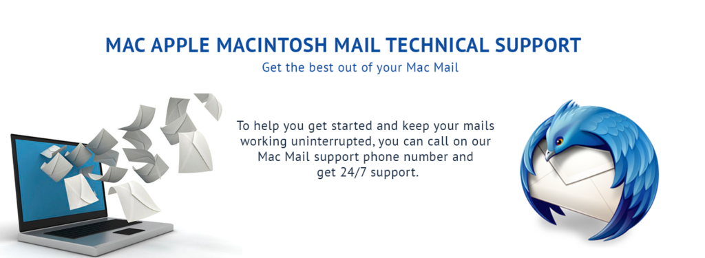 MAC MAIL TECH SUPPORT