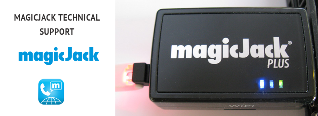 MagicJack Error message