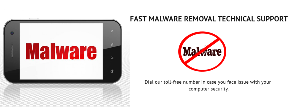 MALWARE REMOVAL TECH SUPPORT