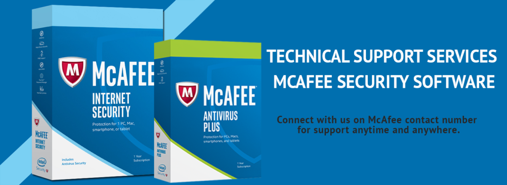 MCAFEE ANTIVIRUS TECH SUPPORT