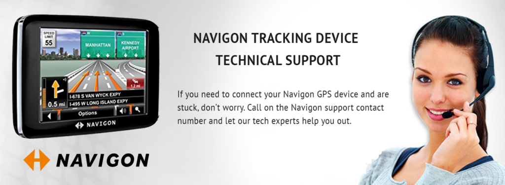 NAVIGON TRACKING DEVICE TECH SUPPORT