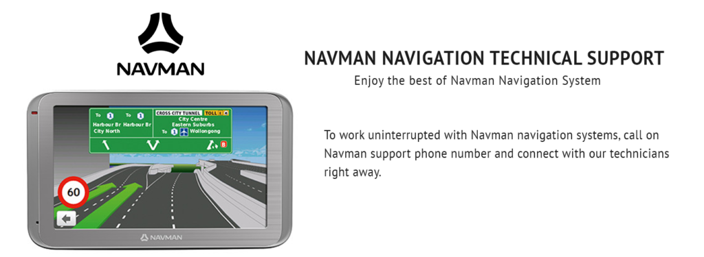 NAVMAN TECH SUPPORT