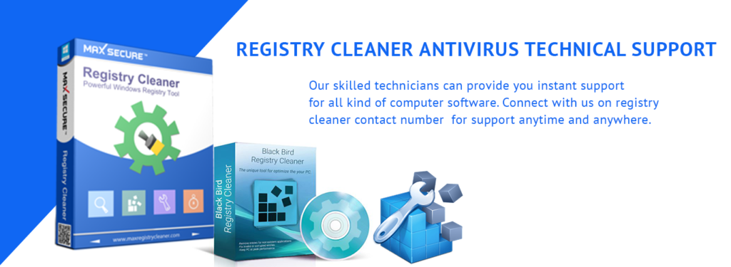 REGISTRY CLEANER TECH SUPPORT