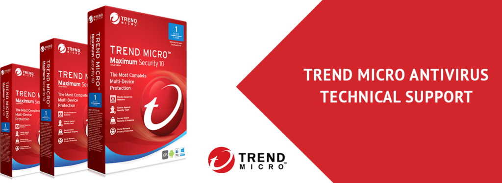 TREND MICRO TECH SUPPORT