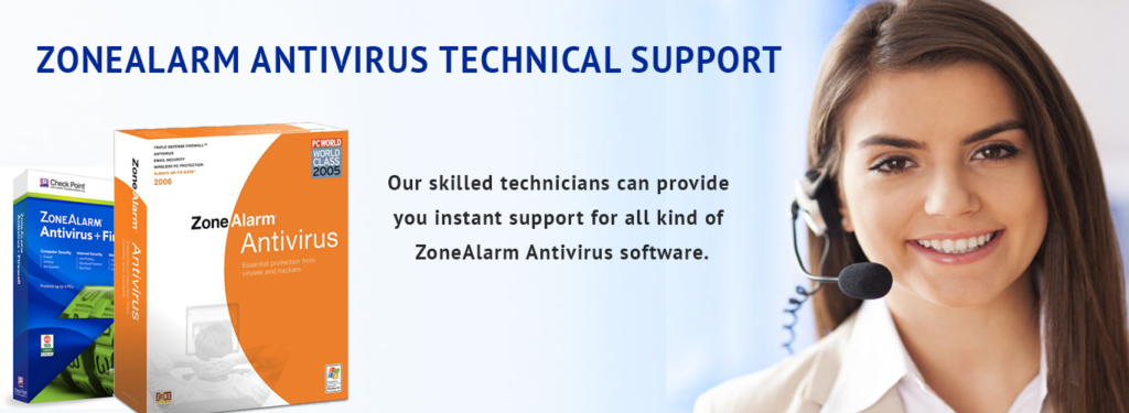 ZONEALARM TECH SUPPORT