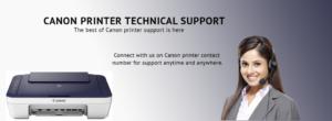 Canon Drucker-Support