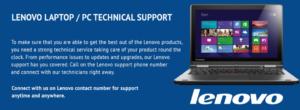 Lenovo-Support
