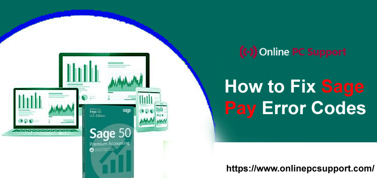 Fix Sage Pay Error Codes